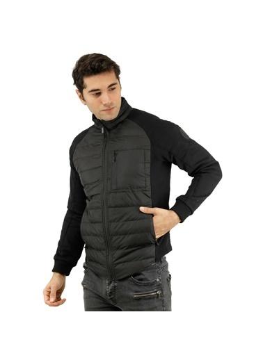 Phazz Brand Sweatshirt Siyah